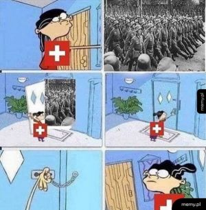 Wystarczy trzymać w bankach nazistowskie złoto