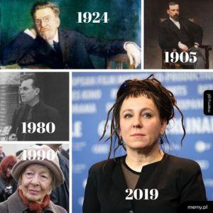 Literatura: poczet noblistów polskich