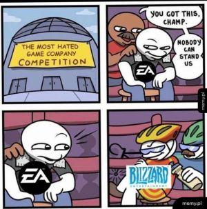 Czy EA jest nadal najbardziej znienawidzona?