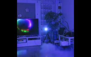 Mgła i laser