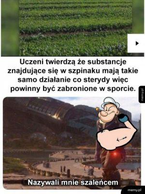 Szpinak