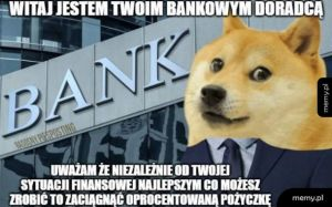 Bankowy doradca