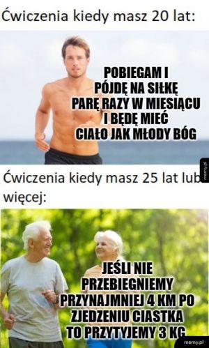 Życie starszych ludzi