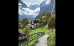 Piękno Szwajcarii