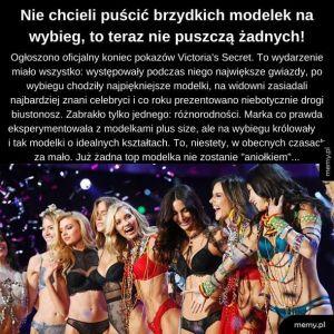 Koniec Victorias Secret