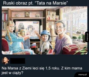 Tata na Marsie