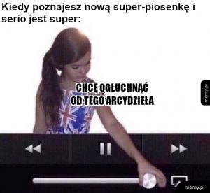 Ta piosenka jest...