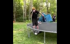 Skok z piwem