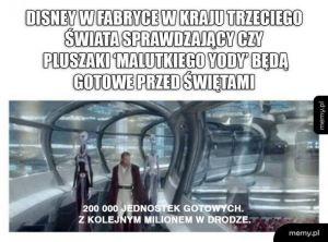 Pluszaki Yody