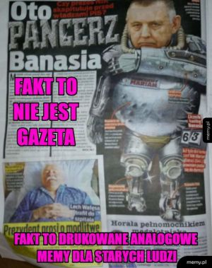 P O T Ę Ż N A   gazeta