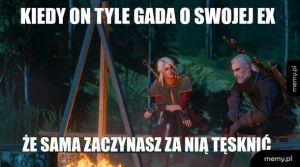 Przestań, Geralt!