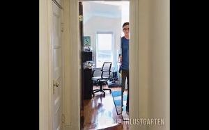 Niezłe drzwi!