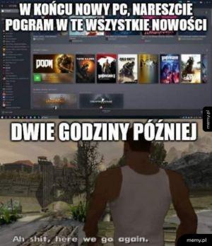 Nowy PC