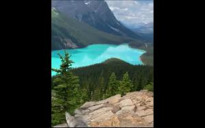 Jezioro Peyto, Kanada