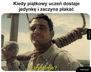 Pierwsza jedynka