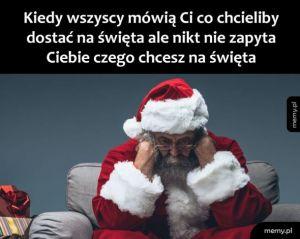Biedny Mikołaj