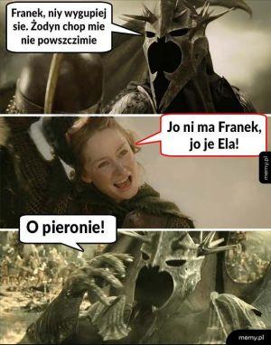 Gdyby Władce Pierścieni kręcono na Śląsku