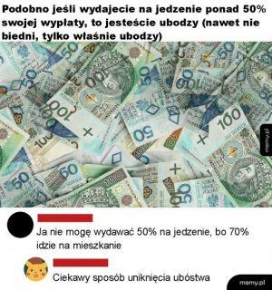 Jak uniknąć ubóstwa