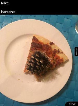 Pizza harcerza