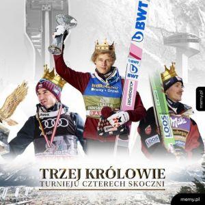 3 Króli ! w skokach narciarskich !