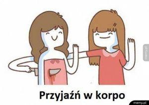 Przyjaźń