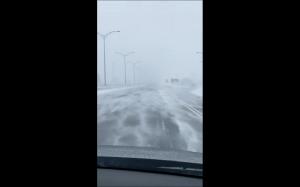 Zimowa autostrada