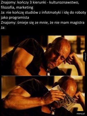 Smutne życie co drugiego programisty