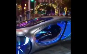 Nowy Mercedes AVTR