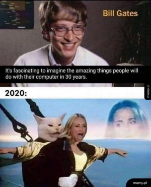Dzięki Bill Gates