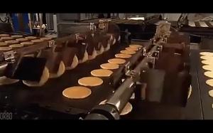 Masowa produkcja naleśników
