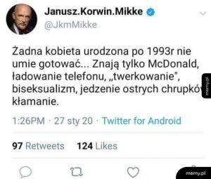Janusz uspokój się