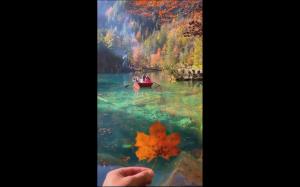 Jesień w Szwajcarii