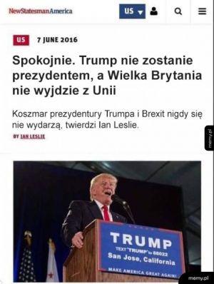 Trump i Brexit