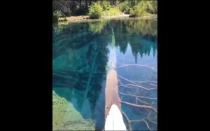 Krystalicznie czysta woda, Oregon