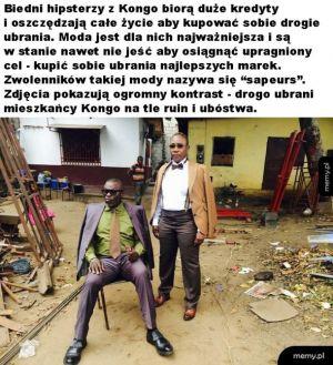 Mieszkańcy Kongo