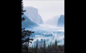 Park Narodowy Yosemite, California
