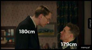 Różnica wzrostu
