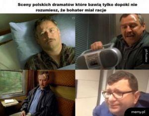 Polskie dramaty