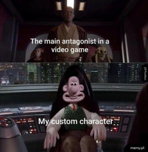 Stary format mema.