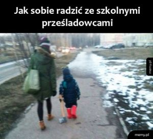 Dzieciak ma dobre podejście