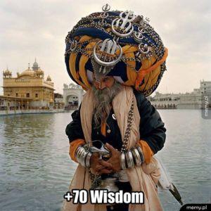 Turban mądrości
