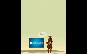 Kiedy Microsoft chce, żebym updatował windowsa
