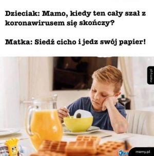 Pożywne śniadanko