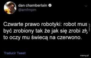 Czwarte prawo robotyki