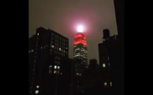 Nowy Jork, sygnał zagrożenia