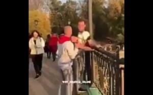 Zadarł z niewłaściwą osobą