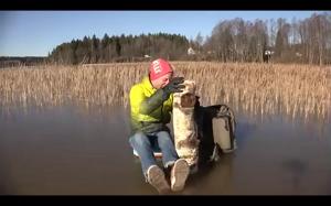 Jak sprawdzić lód