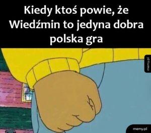 Jedyna dobra polska gra