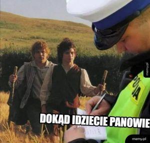 Hobbit: Nielegalna podróż