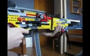 Lego karabin